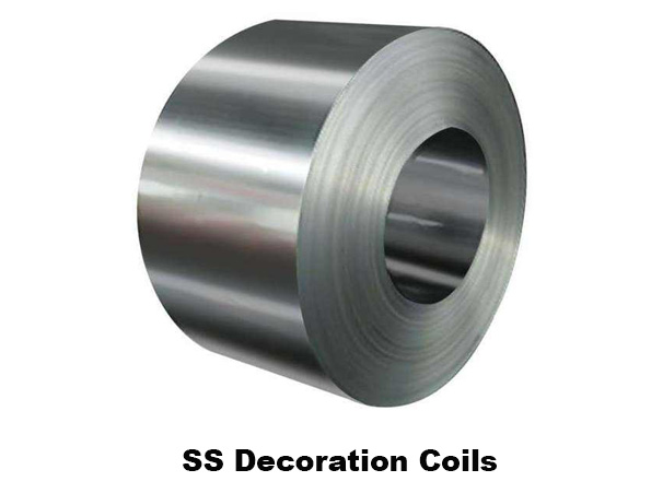 SS Decoration Coils