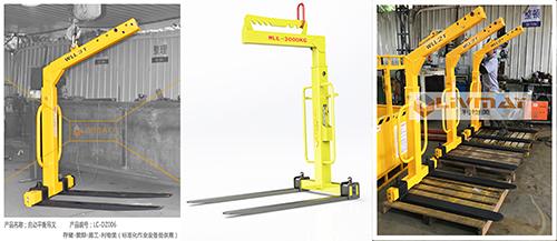 Tools for hoisting lifting equipment