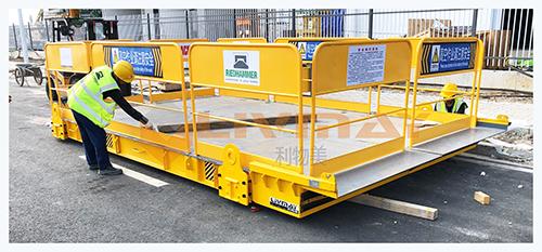 Safe operation platform