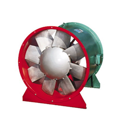 HTF-A型軸流消防排煙風機