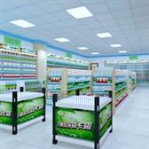 药店货架药店装修设计陈列设计