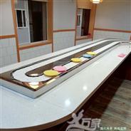 上海回转寿司设备案例