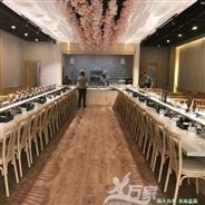 青岛回转寿司设备案例