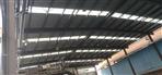 山东煤场15米LED防爆工厂灯使用