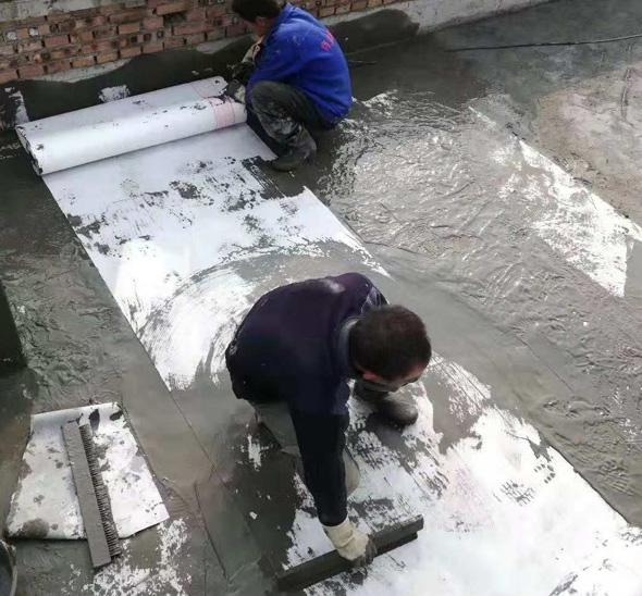 防水卷材工程案例