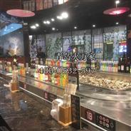 北京旋转寿司设备安装完工