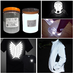 Reflective Powder for Garment Printing
