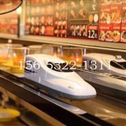 河北新干线自动送餐系统安装案例