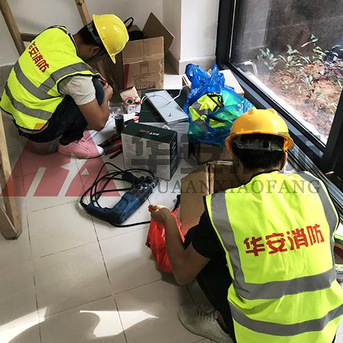 深圳老化房消防改造