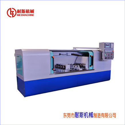 Four spindle shaft type deep hole drilling