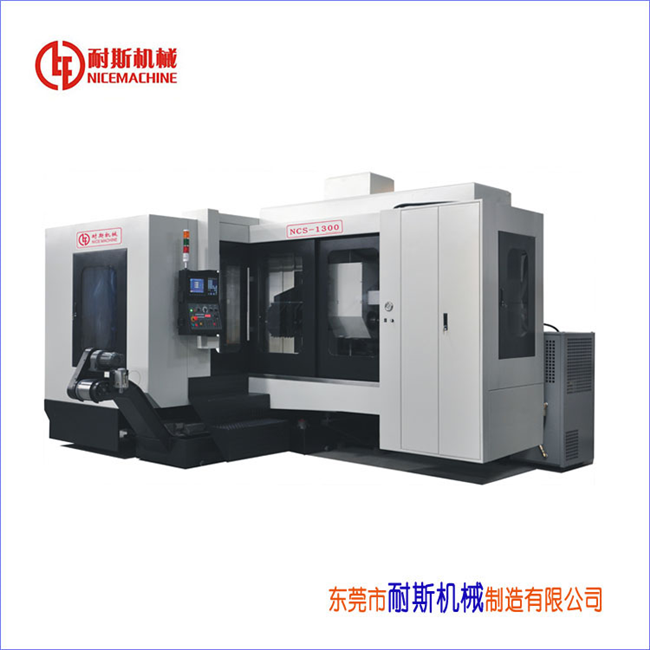 Three-axis CNC deep hole drilling