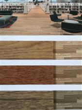 办公室PVC地板现场