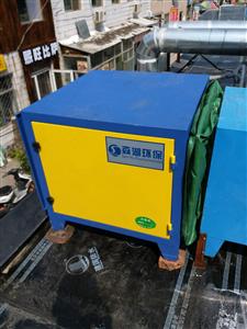 广州4000风量活性炭过滤器工程