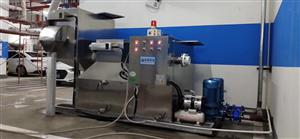 深圳隔油提升一体化设备工程