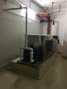 贵阳北站自动提升油水分离装置工程