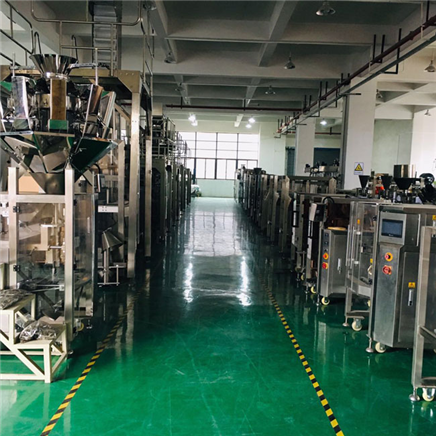 HEADLY Full Automatic Packaging Machine