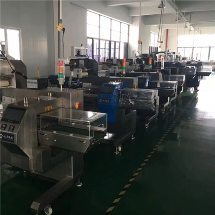 HEADLY Flow Packaging Machine