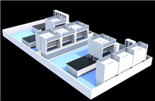 国际复合材料实验室设计图