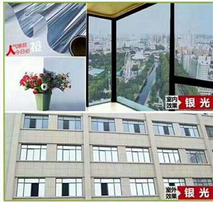 深圳 花樣年-香年廣場隔熱膜案例