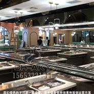广东仙味捞无烟烤涮一体设备安装案例