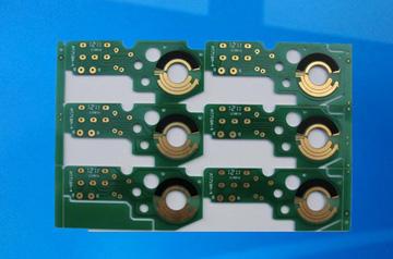 汽车空调伺服电机碳膜板