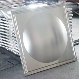 不锈钢水箱压制板