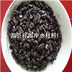 1-2mm工业生产用水净化无烟煤滤料厂家