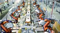 华南工业机器人-机械手