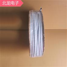 LED电源用硅胶绝缘套管灰色/兰色10*11mm导热矽胶套管TO-220可分切规格长度