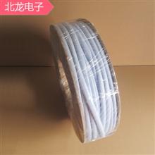 导热硅胶管灰色/兰色12*13mm矽胶绝缘套管孔径12*13mm硅胶绝缘管