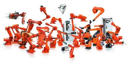 数控机器人-工业机器人