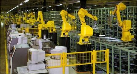 广州机器人-工业机器人