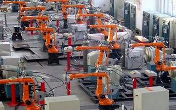 芬隆工业机器人-打磨机械手
