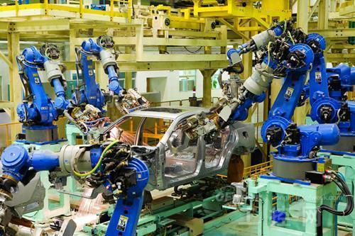 珠三角工业机器人-芬隆机器人