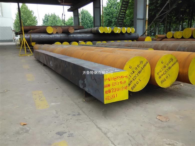 日韩标准国内生产SNCM616V锻打圆钢