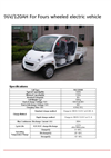 96V120AH For Three wheeled electric vehicle