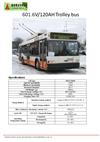 601V120AH Trolley bus