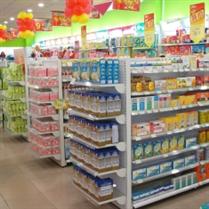 连锁超市货架