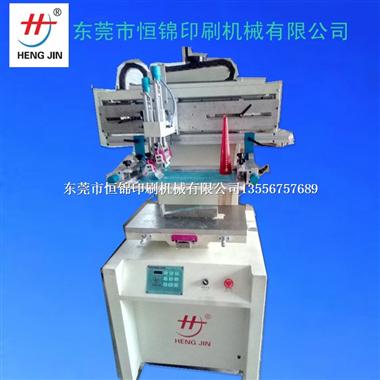 高精密半自动平面/圆面丝印机半自动丝网印刷机
