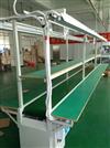 齐发国际娱乐_二手PVC皮带生产线直板线装配线流水线插件线