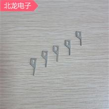 電子散熱器焊片焊腳0.6*5*13.5*1.0mm元器件焊腳焊片一包一萬個