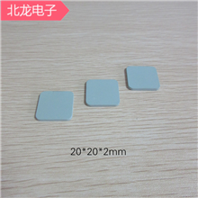 碳化硅陶瓷片20*20*2/*3/*5mm波纹陶瓷可背胶 带球点 黑碳化硅陶瓷