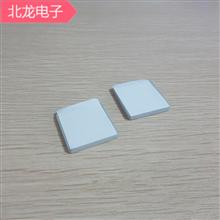 碳化硅陶瓷22*22*3mm 背胶碳化硅陶瓷片 大功率LED用散热快