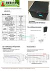 48v/100ah Lifepo4 battery