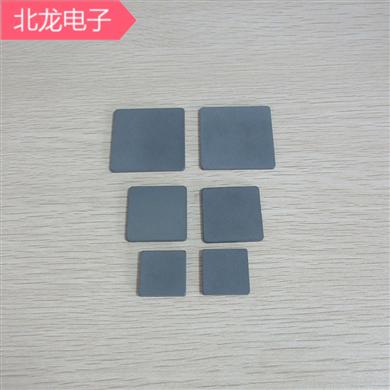 鋁碳化硅陶瓷片25*25*2mm大功率LED用 散熱片規格25*25MM