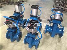 GJ641X-10/6气动铸铁胶管阀