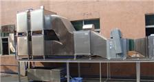人造革废气净化回收机