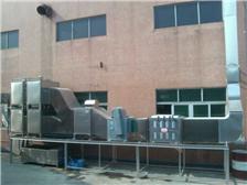 印染定型机废气净化机