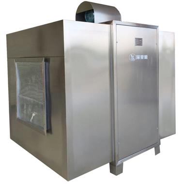 Large oil mist purification recycling machine