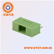 厂家直销绿色保险丝盒FH10-200C保险丝座